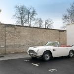 Programa permite transmitir Aston Martin clássicos em elétricos