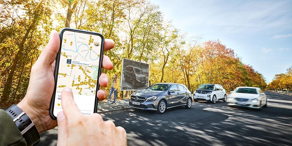 Parceria entre Daimler e BMW poderá ir além das plataformas de mobilidade