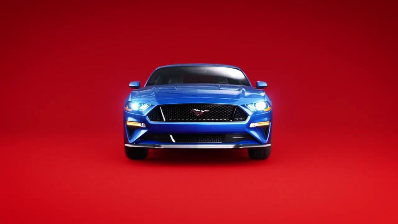 Família Mustang vai aumentar na próxima geração