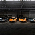 McLaren MSO 'Racing Through The Ages' Collection