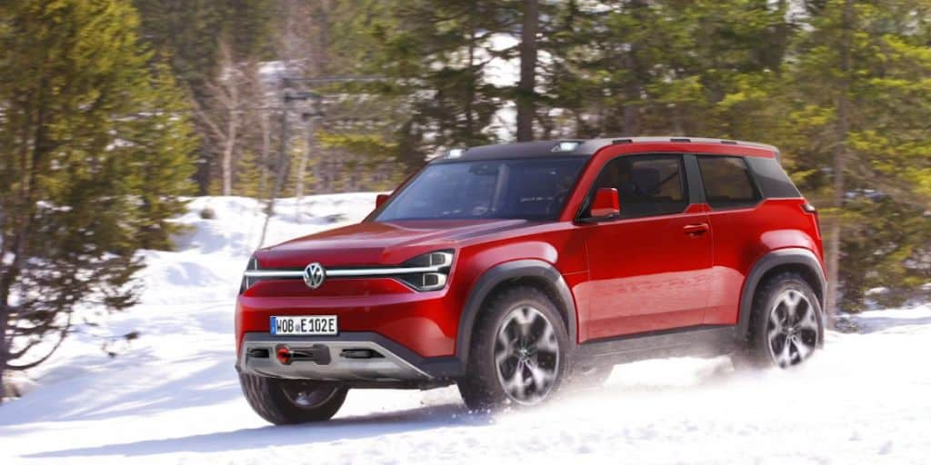 Volkswagen prepara 4x4 radical