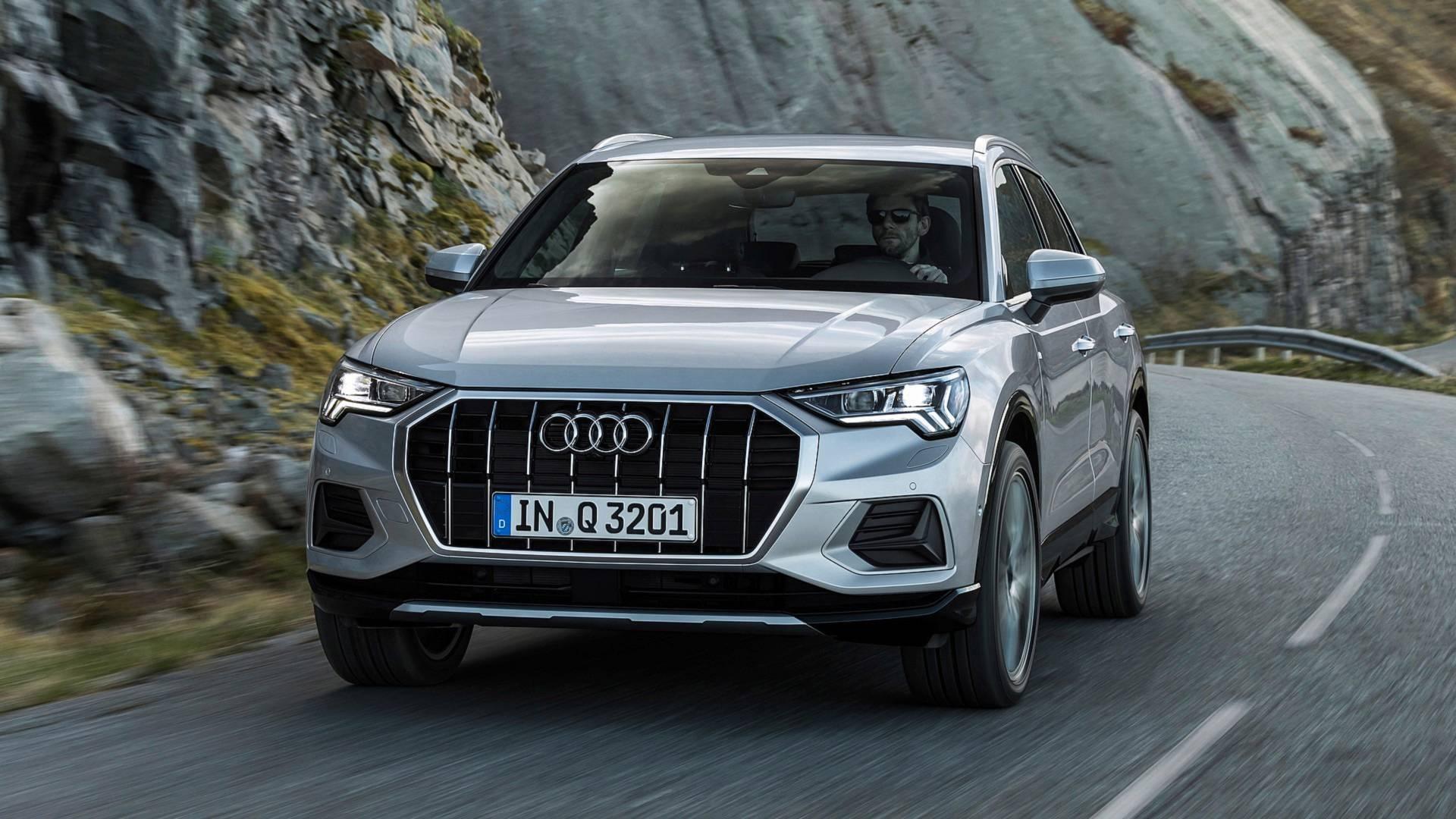 Audi Q3 convencional terá em breve uma versão desportiva