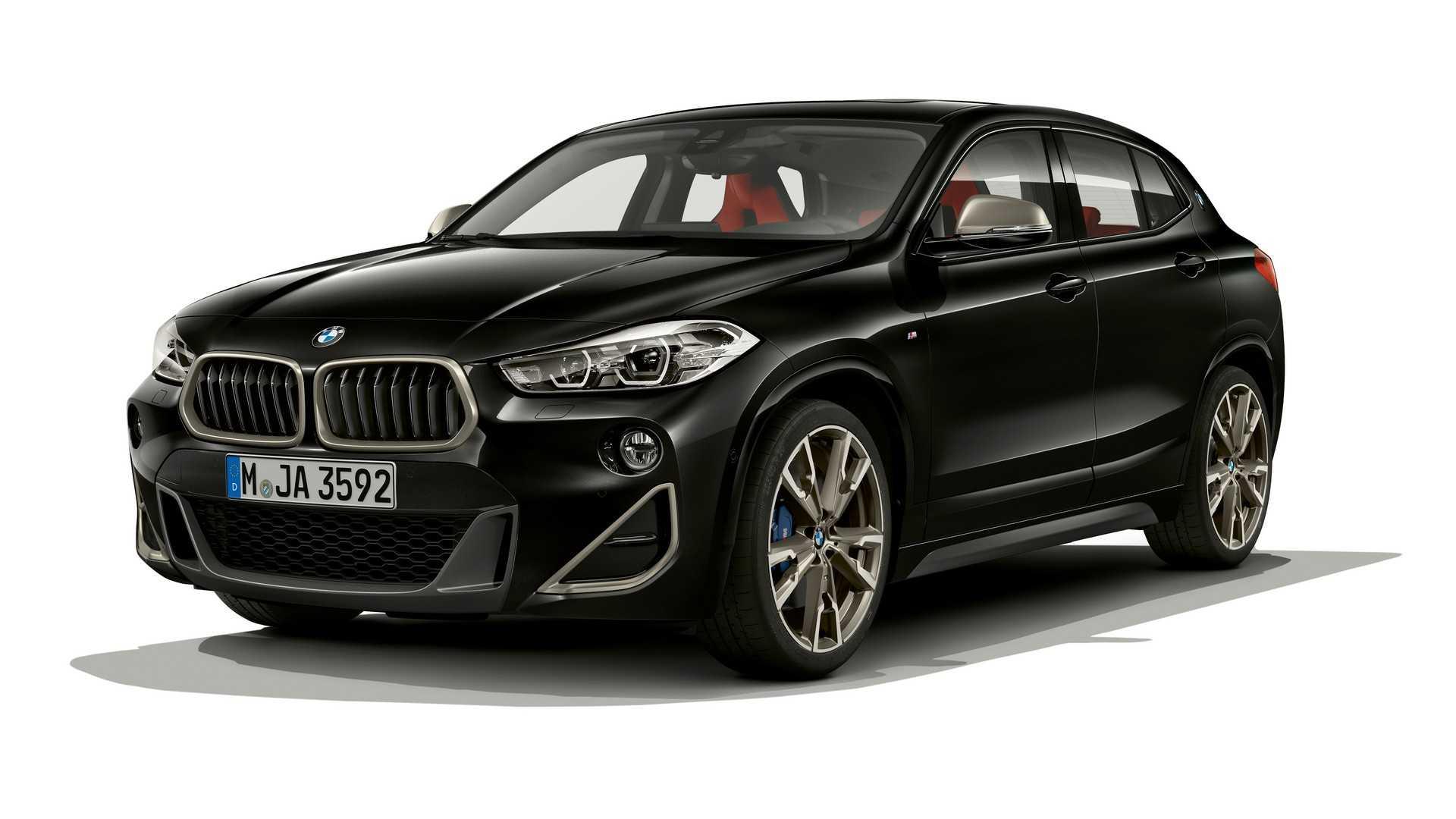 X2 ganha nova versão de topo com cunho BMW M