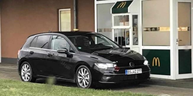 Novo VW Golf será lançado no verão