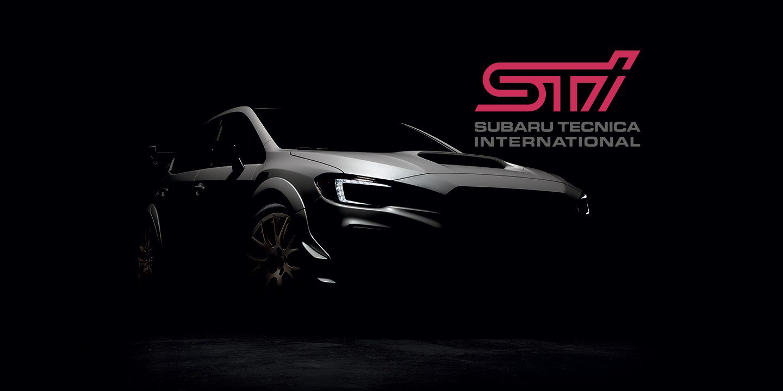 Subaru WRX STI teaser