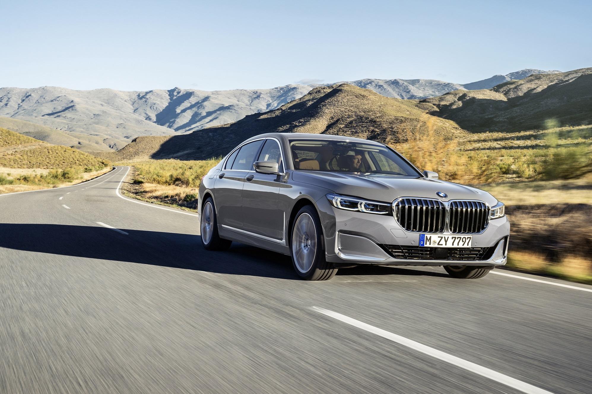 Renovado BMW Série 7