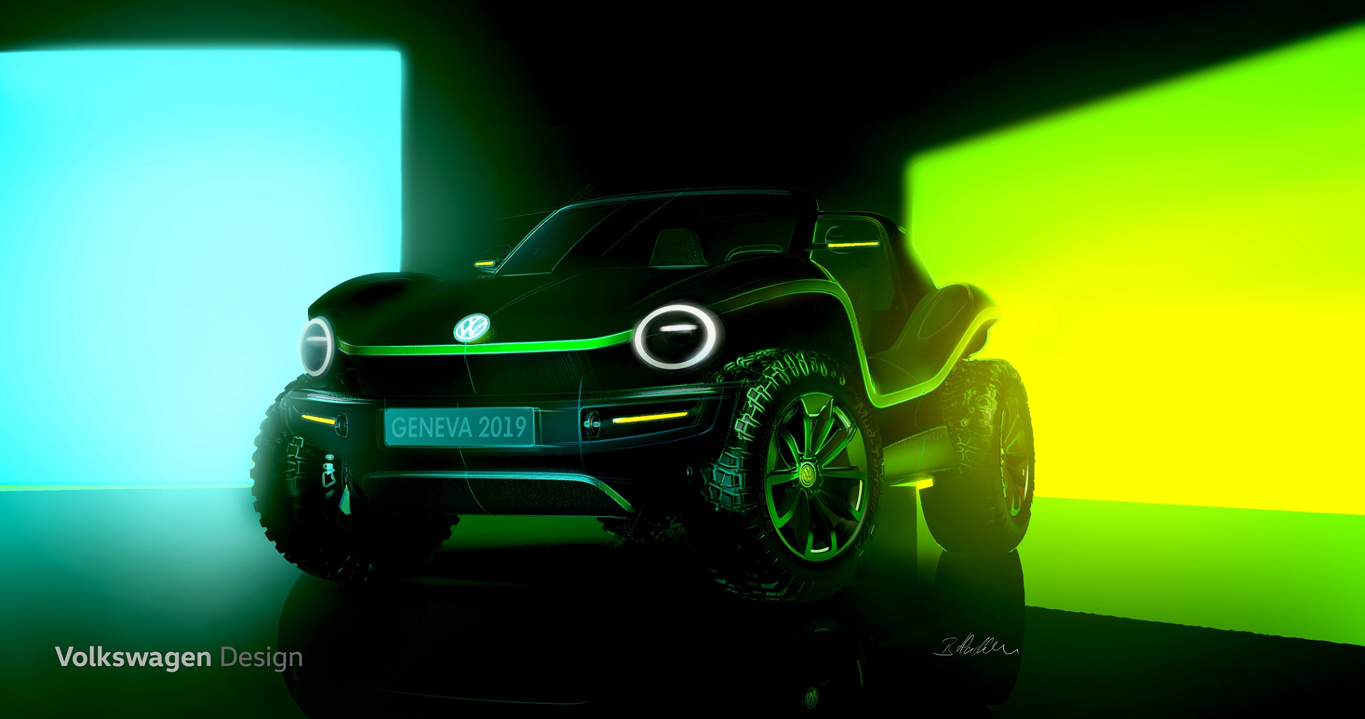 VW Dune Buggy