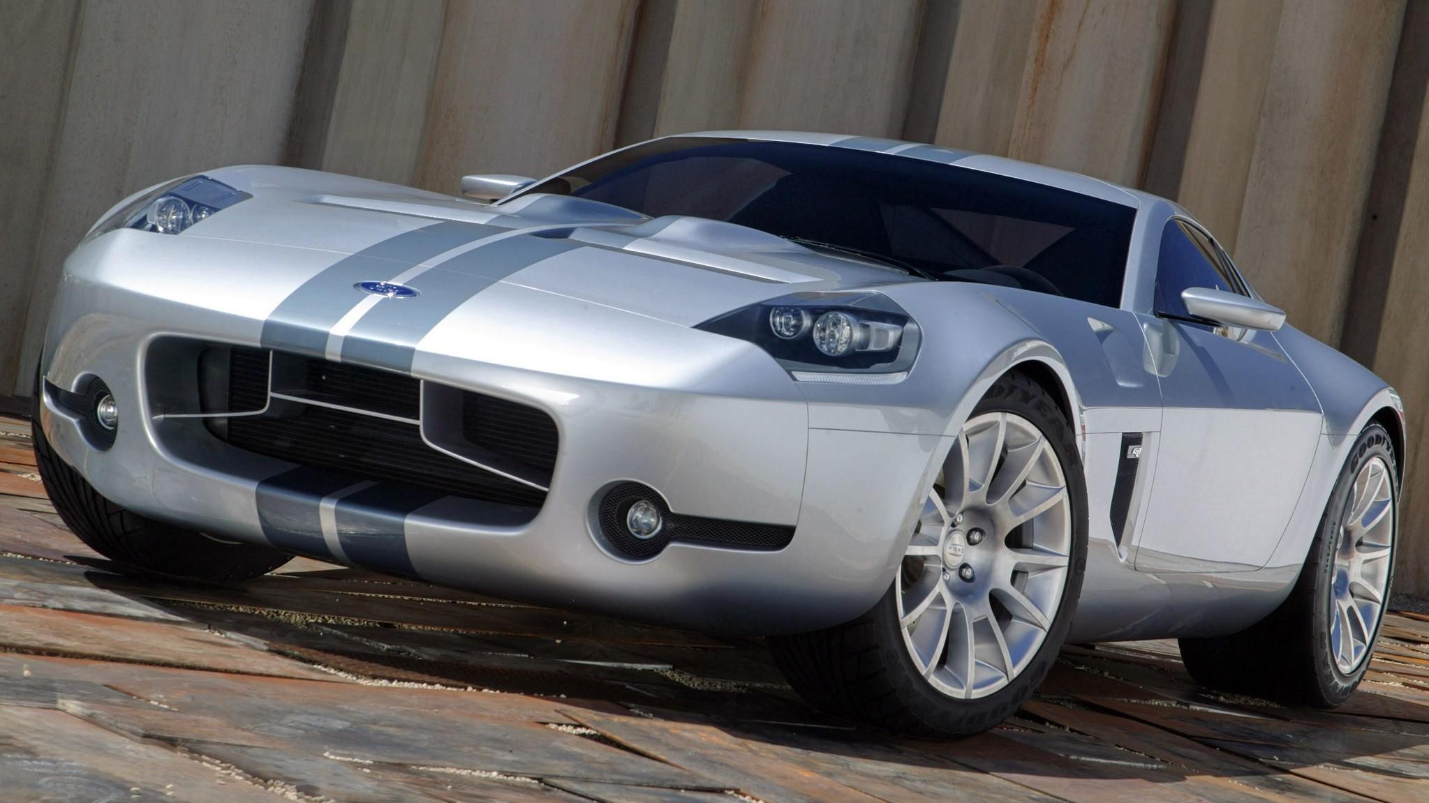 Ford Shelby GR-1 concept chegará à produção 16 anos depois