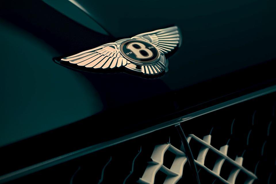 100 anos Bentley merecem um modelo especial no Salão de Genebra