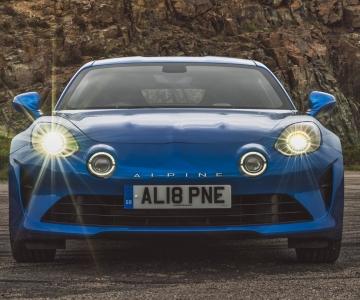 Alpine A110 terá novas variantes