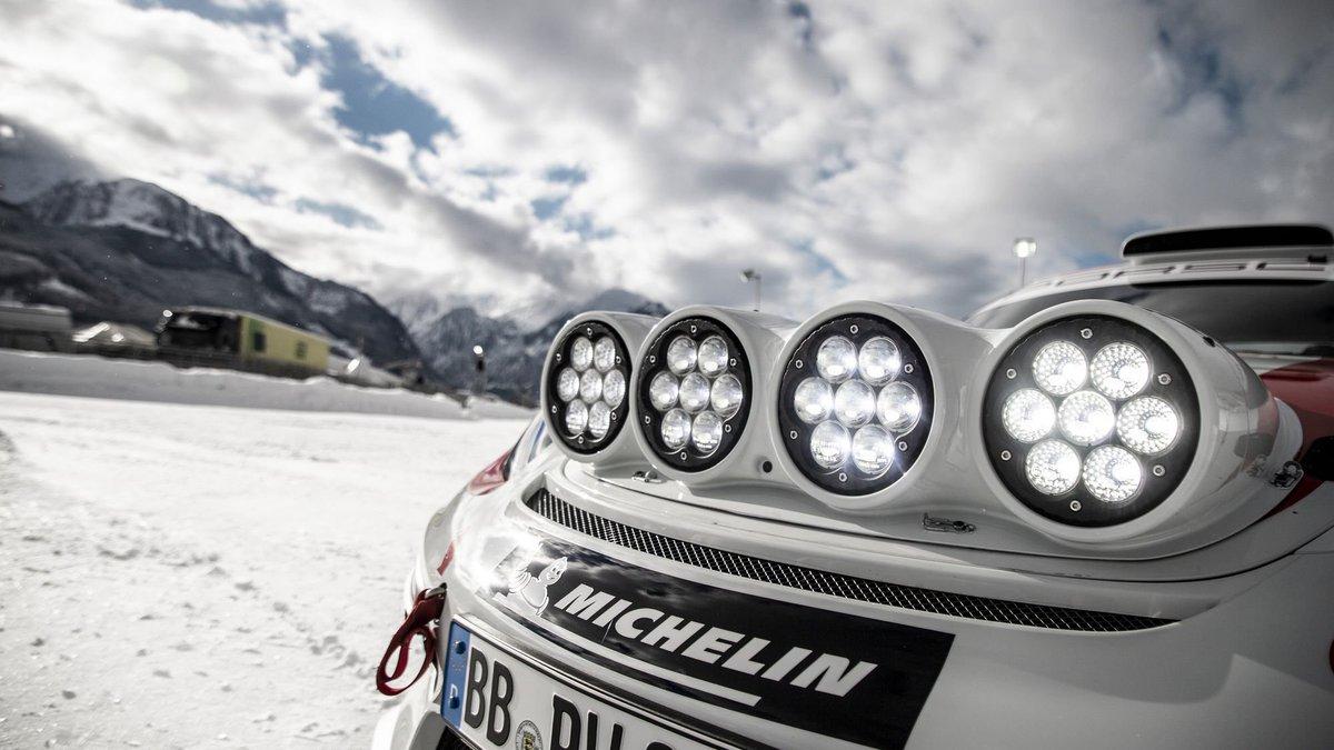 Porsche revela 718 Cayman de ralis
