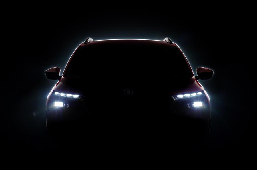 Novo SUV da Skoda poderá vir a chamar-se Kosmiq