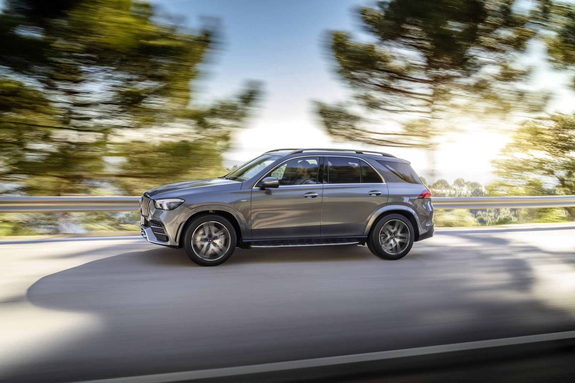 Mercedes-AMG GLE 54 4Matic+