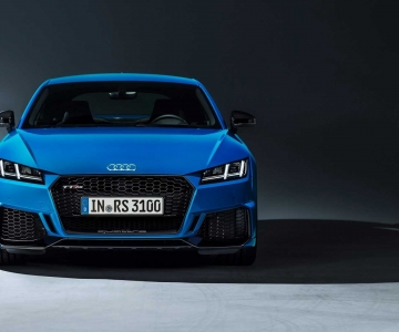 Audi TT RS Coupé facelift