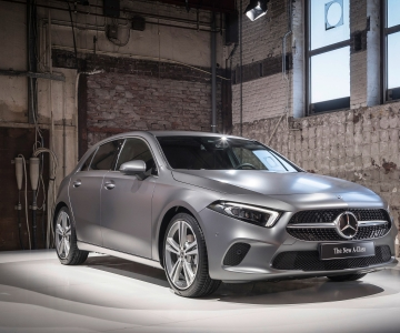 "Gama Mercedes-Benz Classe A será ""eletrificada"" em breve"