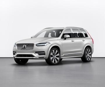 Volvo XC90 facelift