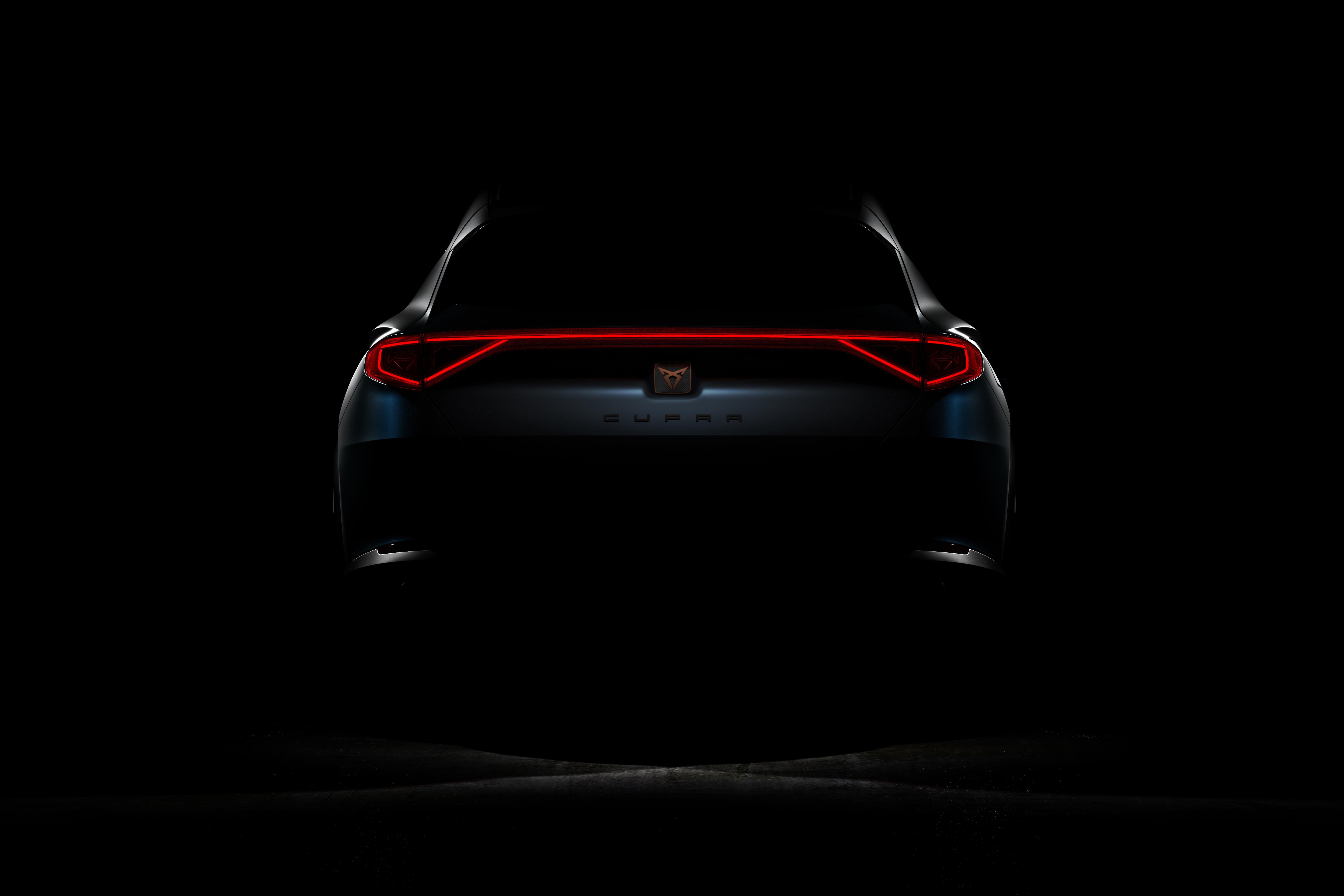 Cupra apresentará um SUV Coupé no Salão de Genebra