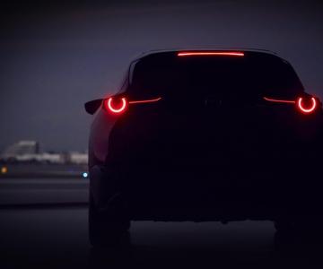 Teaser da nova geração do SUV nipónico