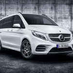Facelift do Mercedes-Benz Classe V
