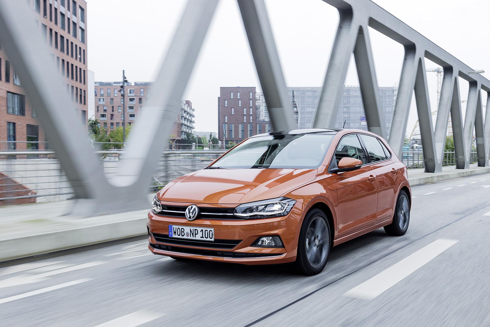 VW Polo ganha novo motor