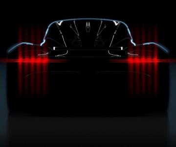 Novo Aston Martin poderá chamar-se Valhalla