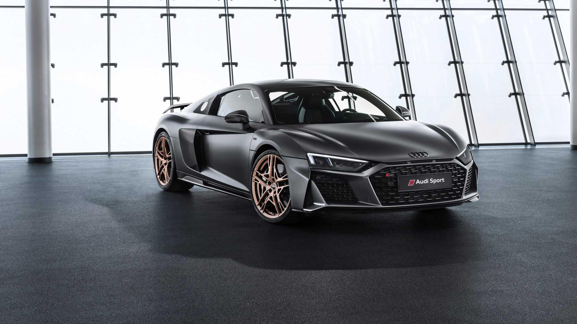 Audi R8 V10 5.2 Decennium