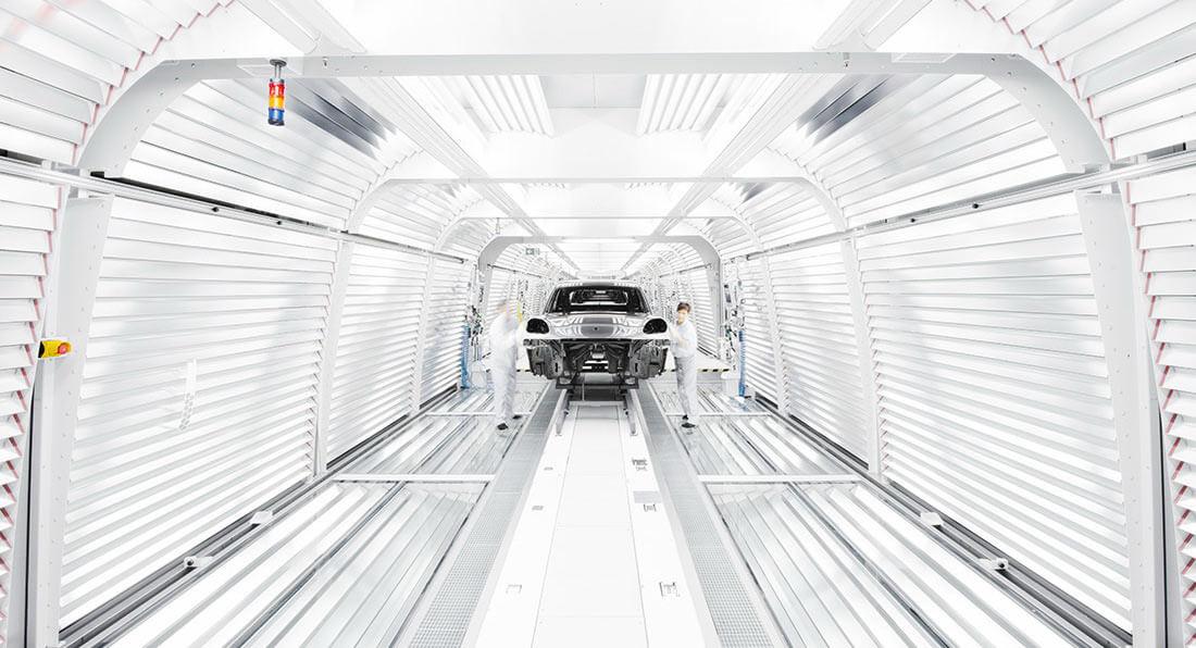 Porsche Macan será elétrico