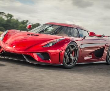 Koenigsegg quer aumentar as suas vendas