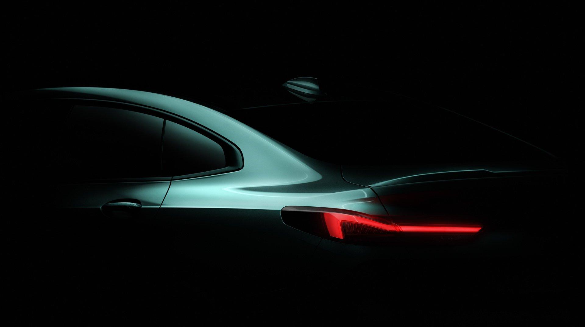 Teaser do novo BMW Série 2 Gran Coupé