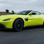 Aston Martin Vantage Coupé da geração atual
