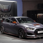 Hyundai Veloster N Performance Car concept