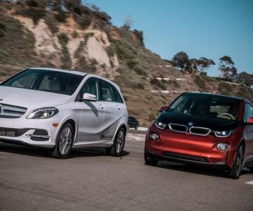 BMW e Daimler poderão vir a desenvolver elétricos a partir de base comum