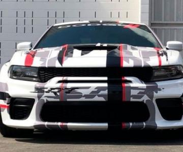 Dodge Charger SRT Hellcat Widebody Concept