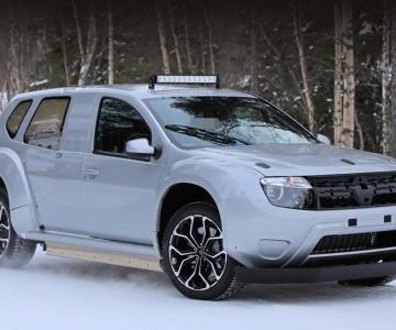 Dacia Duster elétrico de competição poderá abrir caminho a modelo de produção