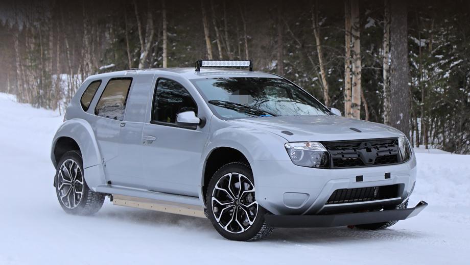 Dacia Duster Elétrico Apontado Para 2020 Auto Drive