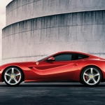 V12 da Ferrari continuarão a ser atmosféricos