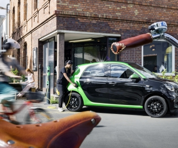 Futuro da Smart passa pela China