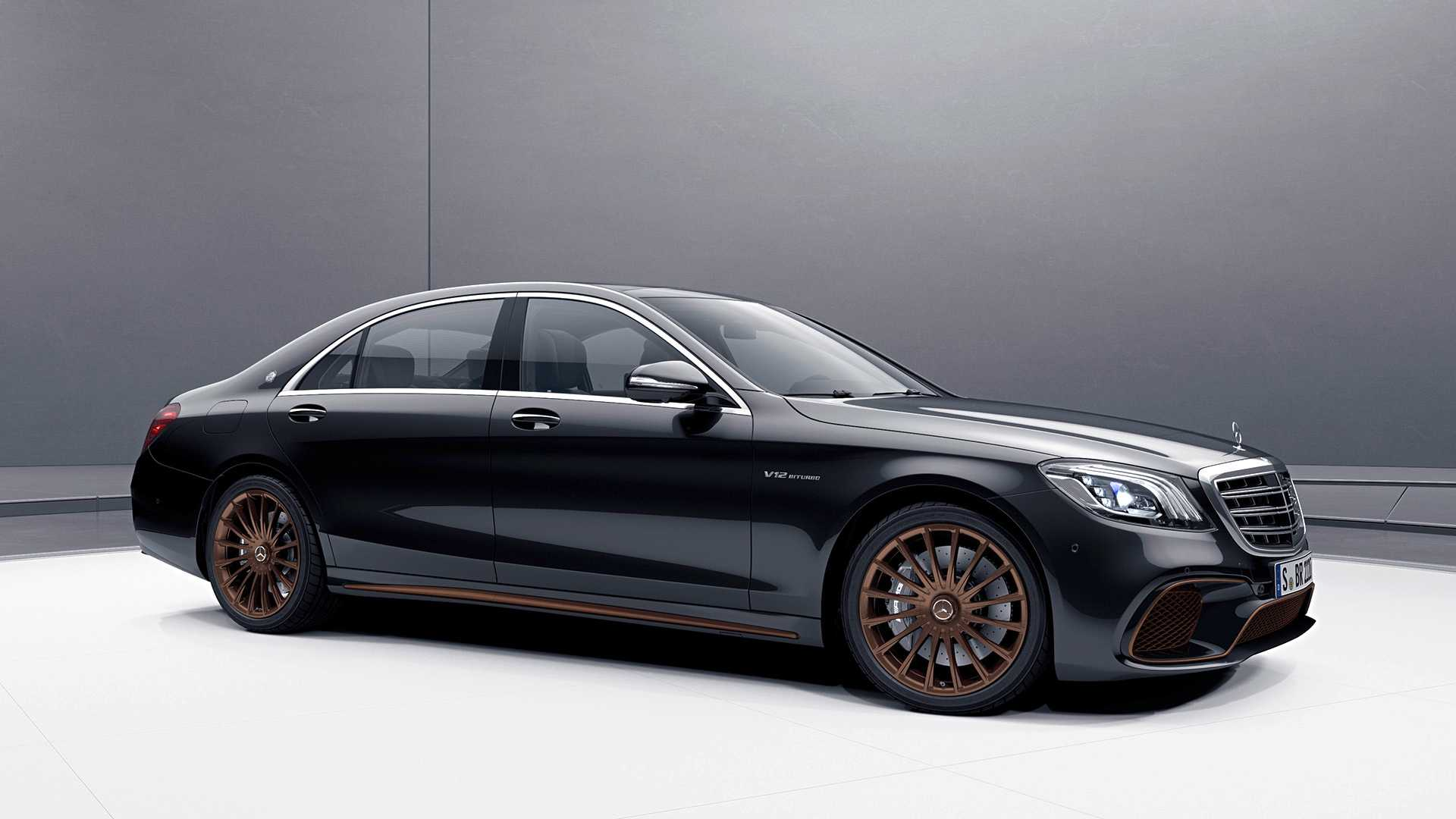 Mercedes-AMG S65 Final Edition