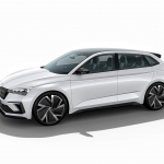 Skoda Scala RS evoluirá deste Vision RS concept