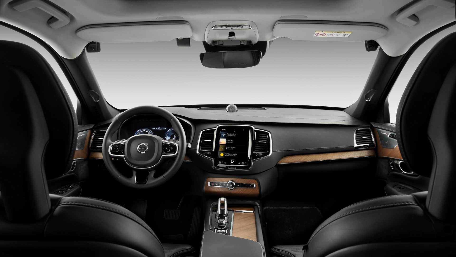 Volvo apostará em câmaras no interior para avaliar o comportamento dos condutores, por motivos de segurança