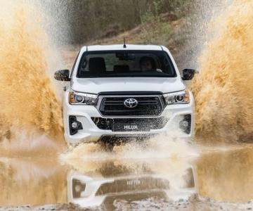 Toyota Hilux Premium Edition