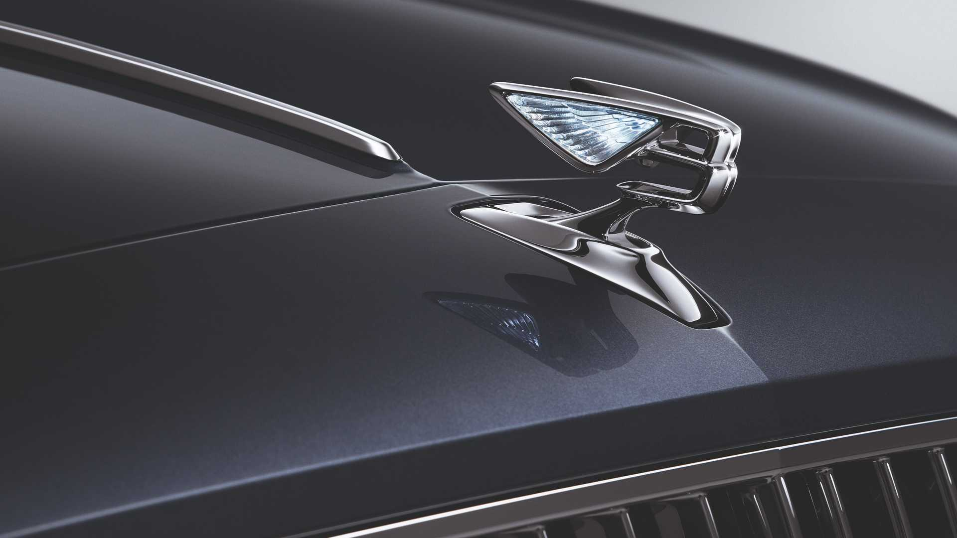 Teaser do novo Bentley Flying Spur