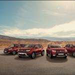 Série limitada Adventure está disponível em toda a gama de modelos de passageiros da Dacia