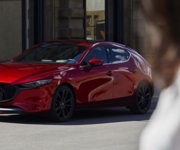 Novo Mazda3 poderá ter versão desportiva