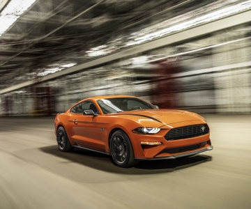Ford Mustang Ecoboost High-Performance Package