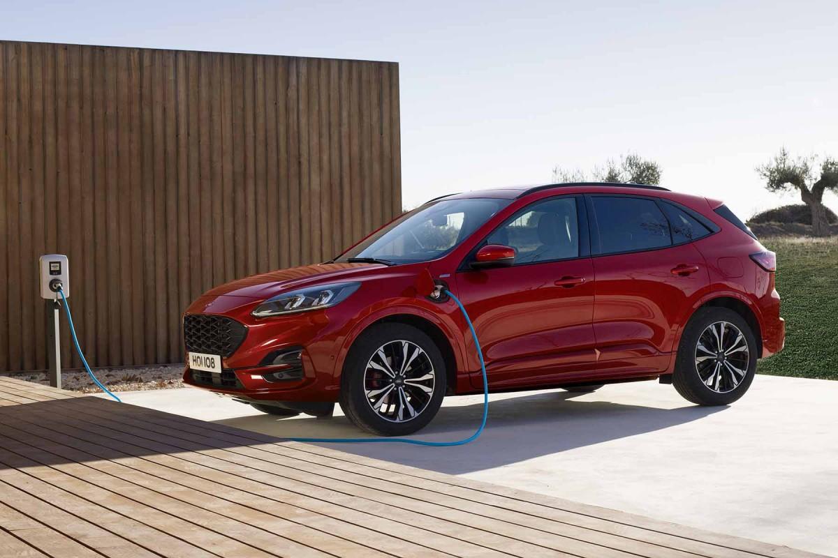 Novo Kuga é o primeiro plug-in da Ford | Auto Drive