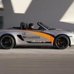 Porsche Boxster E concept