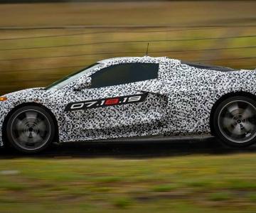 Chevrolet Corvette C8 já tem data de estreia