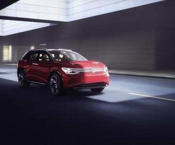 VW I.D. Roomzz Concept