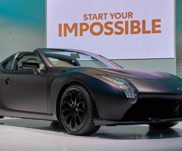 Toyota GR-HV Sports Concept